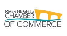 River Heights Chamber Logo
